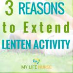 life-changing Lenten activities