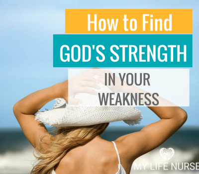 Find God's Strength