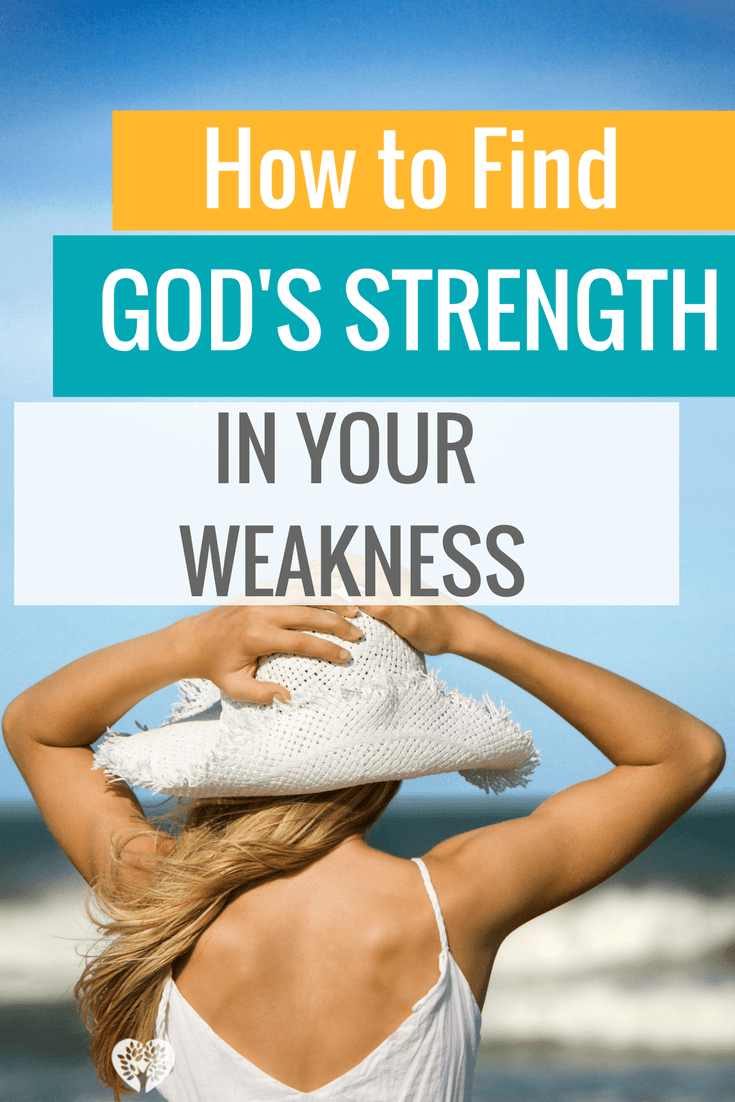 We feel timid when we act through our weakness, but when we do, we find Gods can use us to do mighty things! There is just one thing we need to make sure to do and you will find the answer in this post!