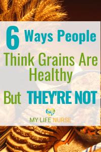 Grains Are Healthy