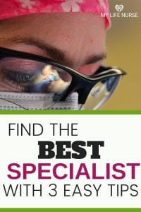 Find the Best Specialist