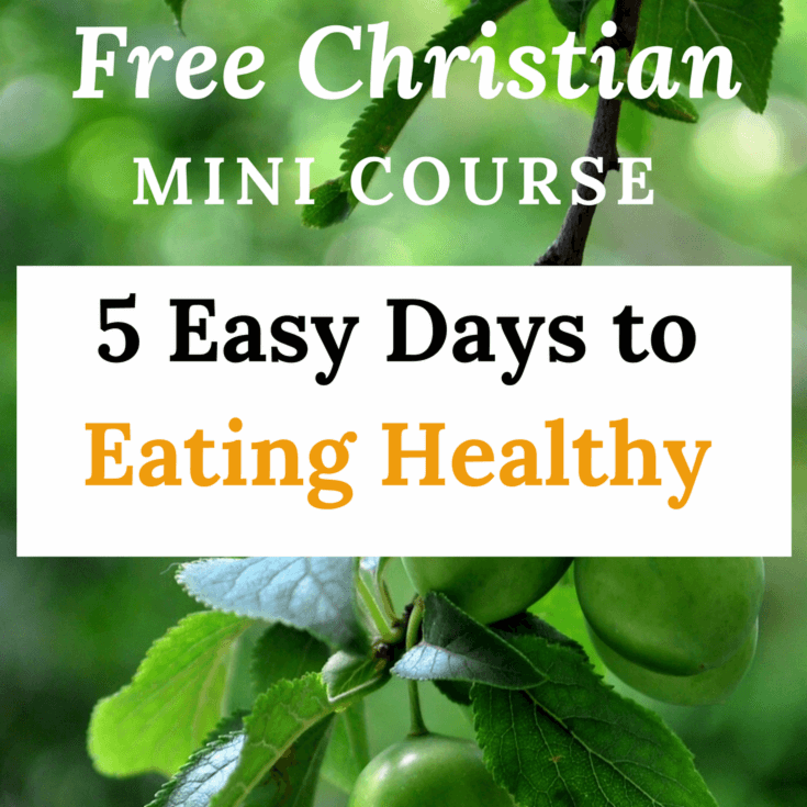 """How to Start Eating Healthy in 5 Easy & Peaceful Days!"" Free Mini-Course"
