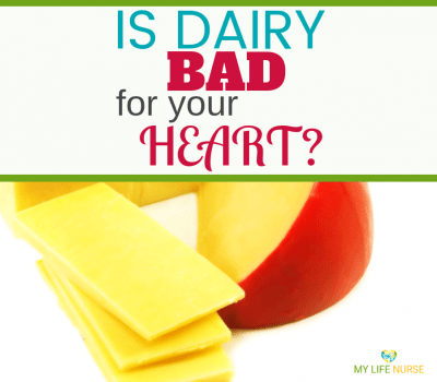 is dairy bad for your heart