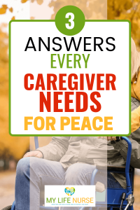 Answers every new caregiver needs
