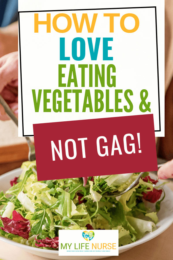 How to Love Eating Vegetables