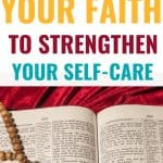 Faith-driven self-care