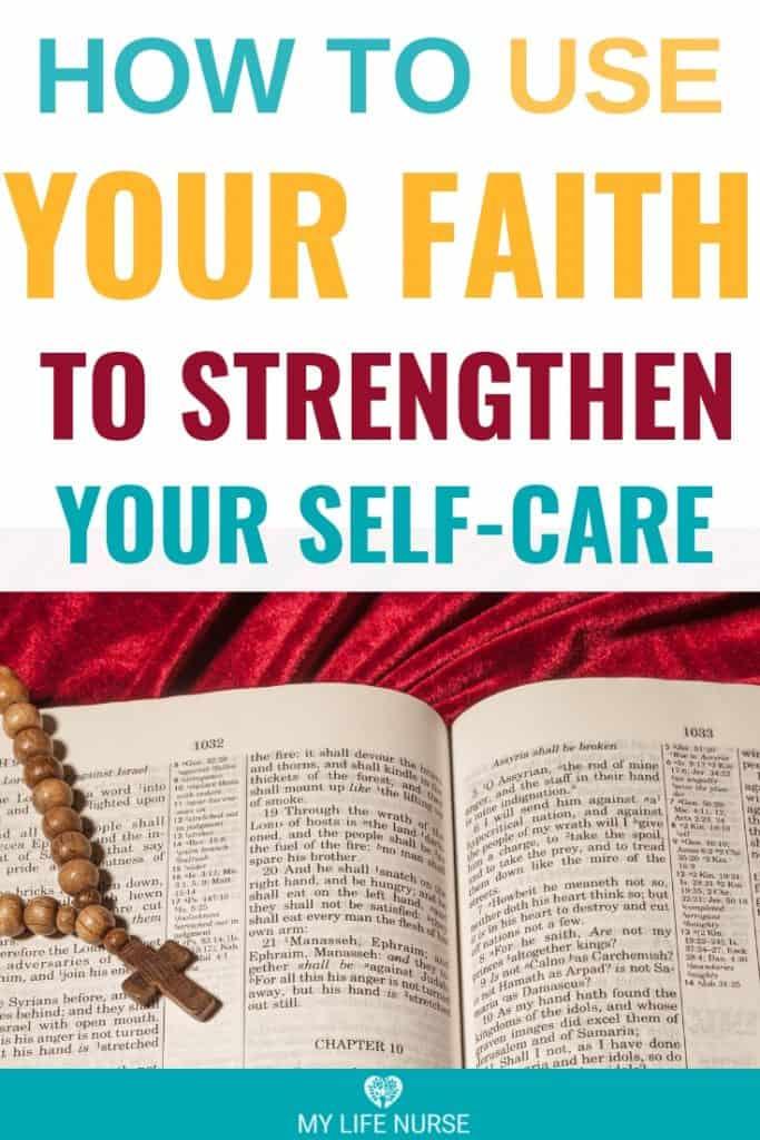 Faith-driven self-care
