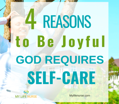 God Made Us Need Self-Care