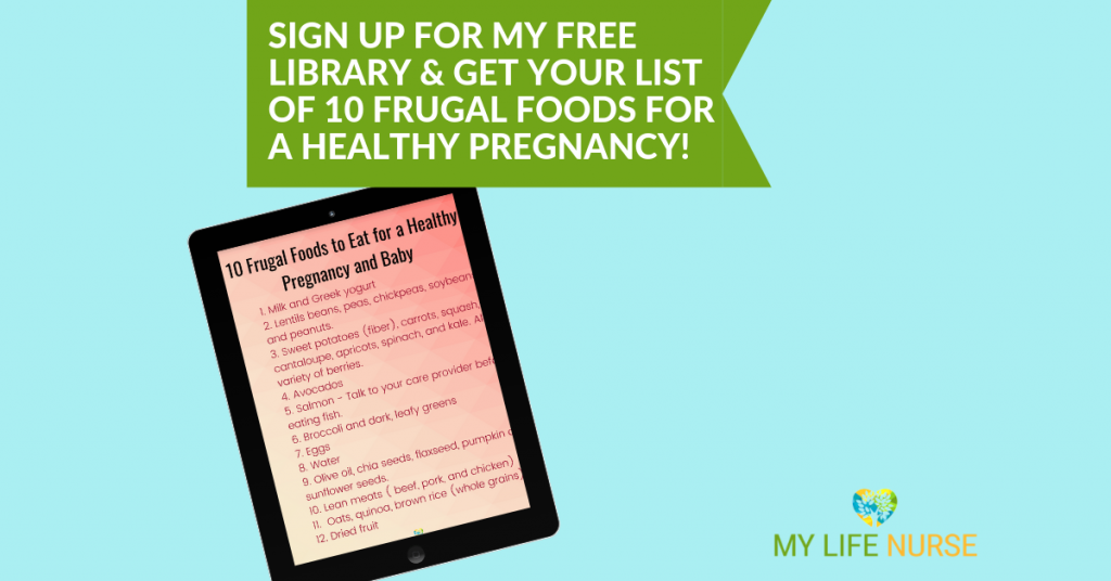 10 Frugal Pregnancy Foods List