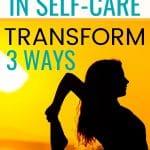 Apply Faith in your Self-care goals