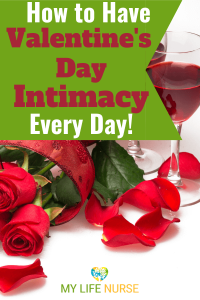 roses and wine -Self-care protects intimacy