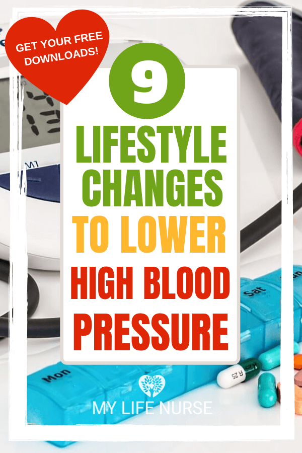 blood pressure machine - 9 lifestyle changes to lower high blood pressure