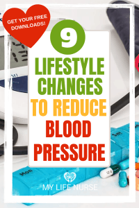 Blood pressure machine lifestyle changes to reduce blood pressure