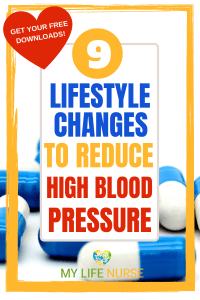 blue meds - lifestyle changes to reduce high blood pressure
