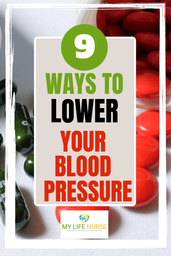 Self-care tips to lower your blood pressure