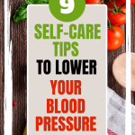 ingredients for healthy pasta - 9 self-care tips to lower your blood pressure
