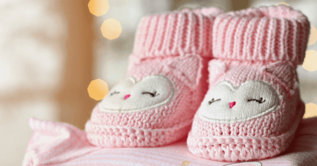 pink booties - my infertility struggle saved me