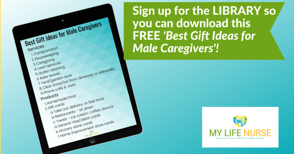 Best Gifts for Male Caregivers