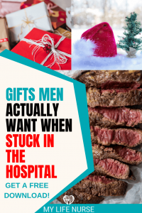 steak xmas Blue Best Gifts actually want while stuck in the hospital P