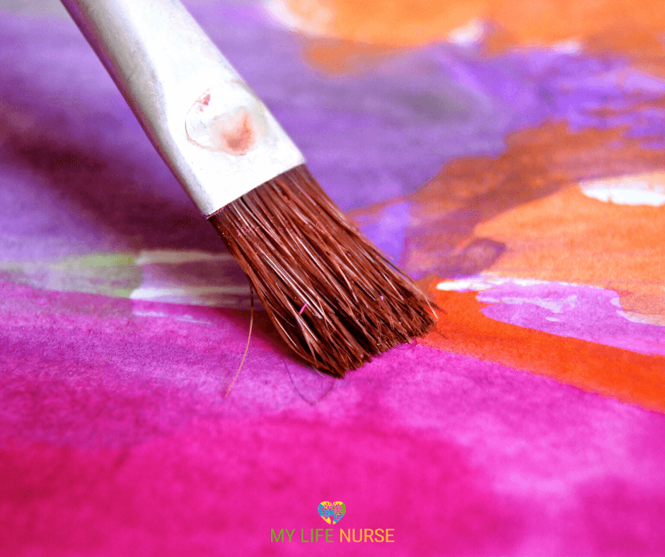 painting - worship - 13 Simple Ways to Cure the Holiday Blues