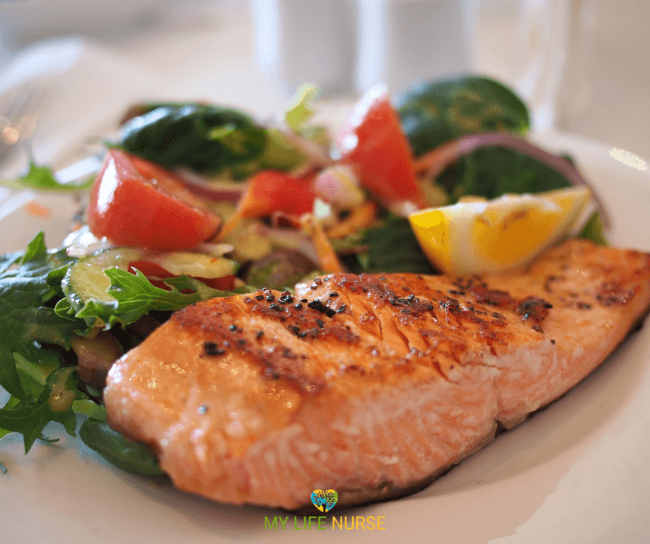 salmon - 13 Simple Ways to Cure the Holiday Blues